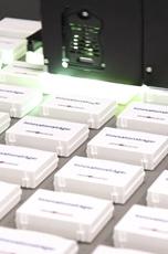 Kunststoffkoffer mit UV-Druck