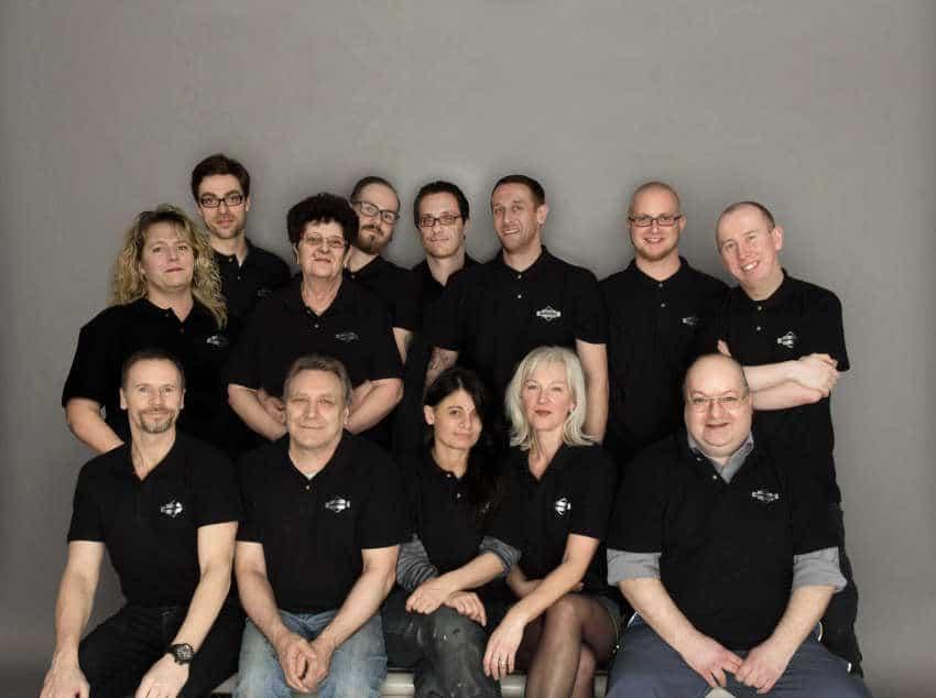 Gruppenfoto Union Klischee