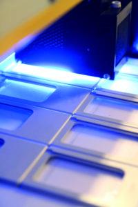 Digitaldruck / UV-Druck auf Gehäuse