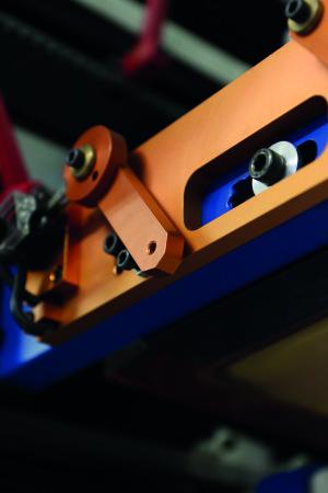Maschine für Drucktechnik von Union Klischee