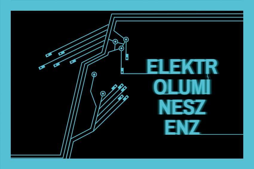 Elektroluminszenz